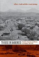 To Rise in Darkness Pdf/ePub eBook