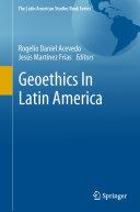 Pdf Geoethics In Latin America Telecharger