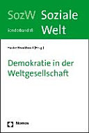 Demokratie in der Weltgesellschaft