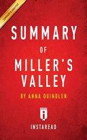 Summary of Miller s Valley