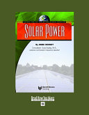 Energy for the Future and Global Warming  Solar Power