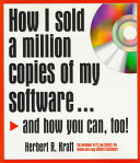 How I Sold a Million Copies of My Software