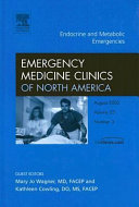 Endocrine And Metabolic Emergencies Book PDF