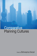 Comparative Planning Cultures