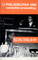 1988 Proceedings: Seventy-Ninth Annual Convention of Rotary International