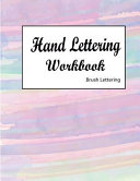 Hand Lettering Workbook Brush Lettering