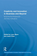 Creativity and Innovation in Business and Beyond