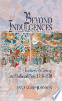 Beyond Indulgences