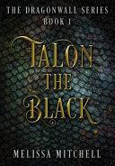 Talon the Black banner backdrop