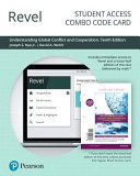 Revel for Understanding Global Conflict and Cooperation Access Card