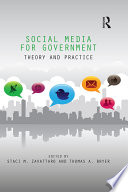 Social Media for Government Book