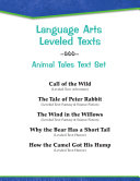 Leveled Texts--Animal Tales Text Set