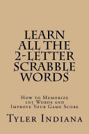 Learn All the 2 Letter Scrabble Words