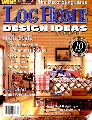 Log+Home+Design