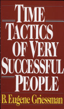 Pdf Time Tactics of Very Successful People