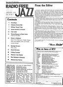 Sabin's Radio Free Jazz! USA.