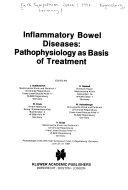 Inflammatory Bowel Disease   Pathophysiology as Basis of Treatment Book