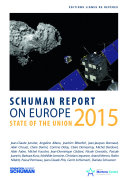 State of the Union Schuman report 2015 on Europe Pdf/ePub eBook