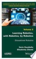 Learning Robotics With Robotics By Robotics