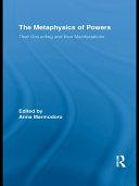 The Metaphysics of Powers Pdf/ePub eBook