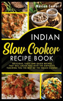INDIAN SLOW COOKER EASY RECIPES Book PDF