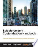Salesforce com Customization Handbook