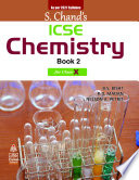 S. Chand's ICSE Chemistry Book II For Class X (2021 Edition)
