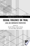 Sexual Violence On Trial