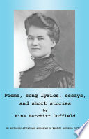 Poems, song lyrics, essays, and short stories