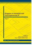 Progress in Industrial and Civil Engineering III Pdf