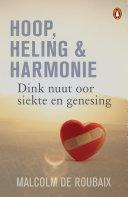 Hoop, heling & harmonie Pdf/ePub eBook