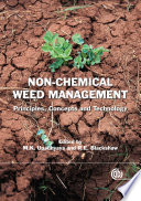 Non chemical Weed Management