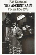 The Ancient Rain, Poems 1956-1978 ebook