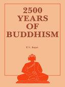 2500 Years of Buddhism