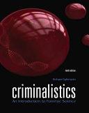 Criminalistics Book PDF