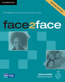 Face2face Intermediate Teacher s Book with DVD
