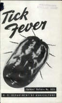 Tick fever ebook