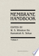 Membrane Handbook Book PDF