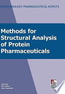Methods for Structural Analysis of Protein Pharmaceuticals
