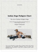 Indian Dogs ... 🐶 ... Pedigree Chart - The List of Indian Pedigree Dogs ... 🐕