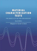 Material Characterization Tests