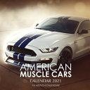 American Muscle Cars Calendar 2021