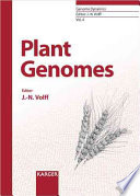 Plant Genomes Book