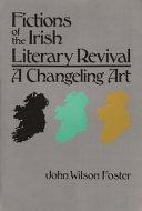 Fictions of the Irish Literary Revival