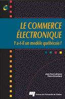 Le Commerce Électronique Pdf/ePub eBook