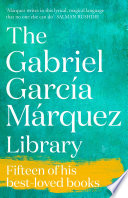 Gabriel Garcia Marquez Ebook Library Book