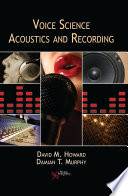 Voice Science  Acoustics  and Recording