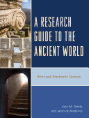 Pdf A Research Guide to the Ancient World Telecharger