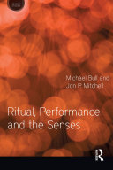 Pdf Ritual, Performance and the Senses Telecharger