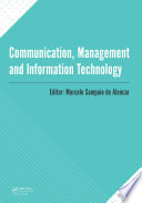 Communication  Management and Information Technology
